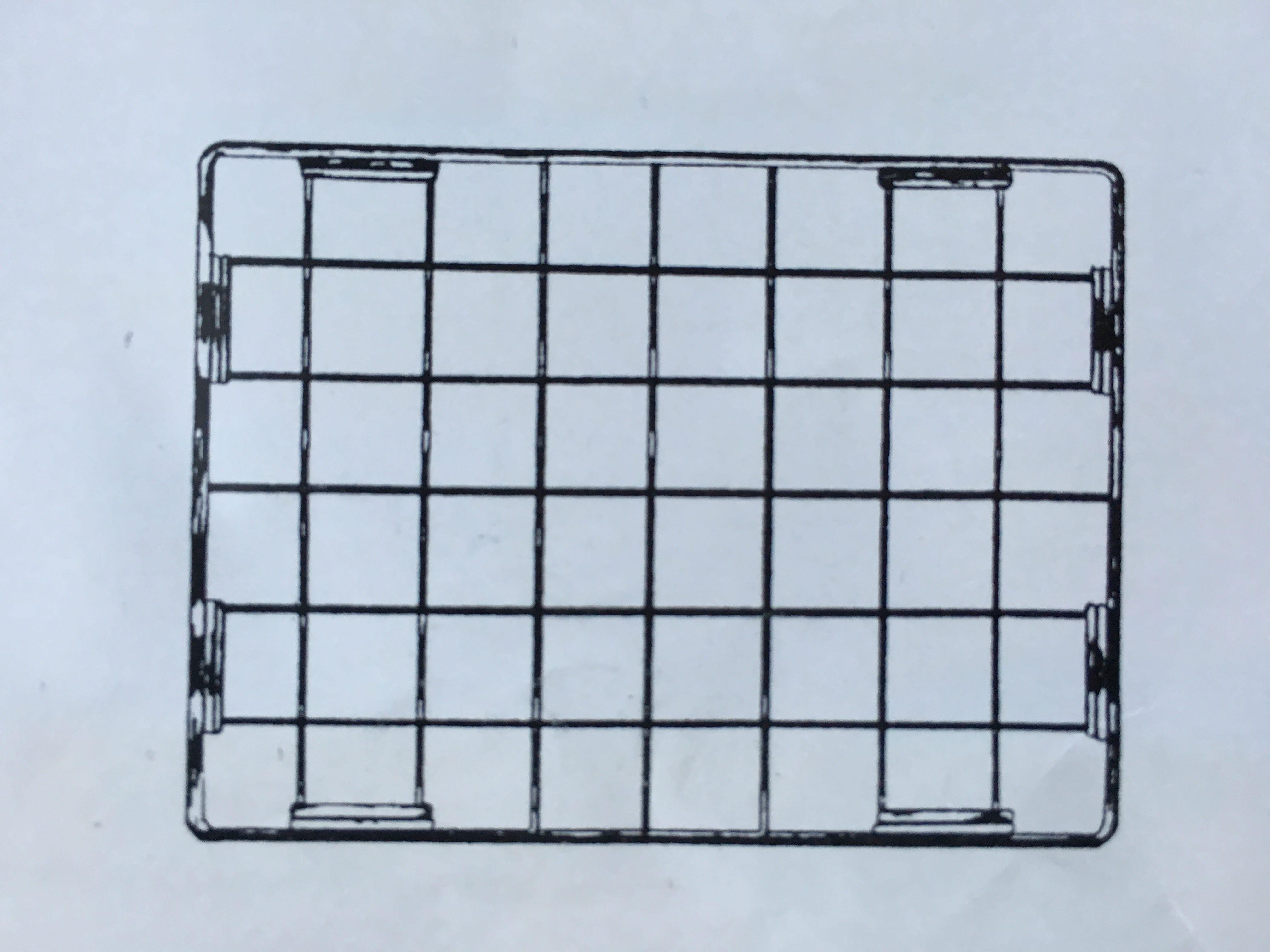 Grid Cube Panel 10 Quot X 16 Quot Henry Hall