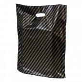 black-and-gold-stripe-carrier-bags