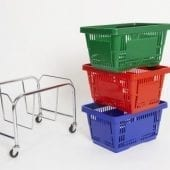 R215 Basket Stacker